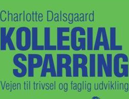 E-bog: Kollegial Sparring – Charlotte Dalsgaard